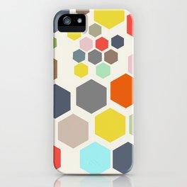 Honeycombs iPhone Case
