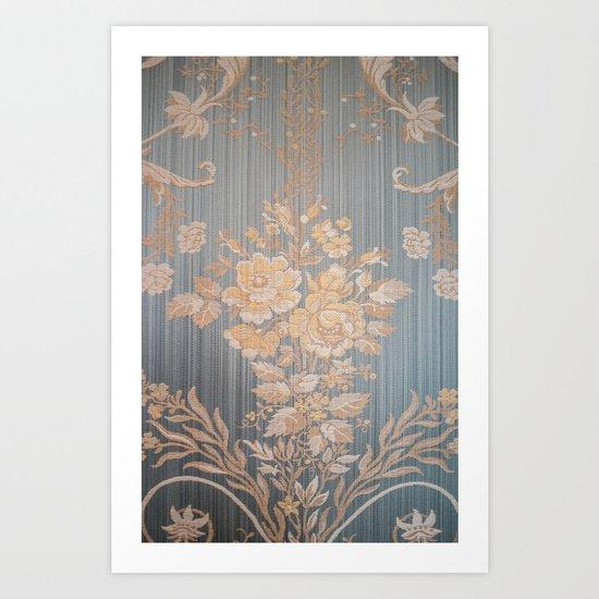 French style, Versallies Art Print