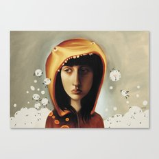 Little Hungry Canvas Print
