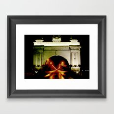In Honour of our Anzacs! Framed Art Print