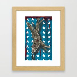 The Hanged Man. Framed Art Print