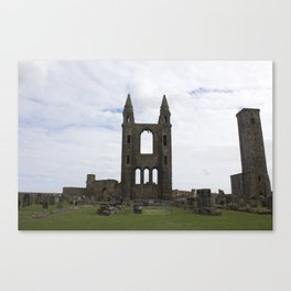 St. Andrews Cathedral Canvas Print