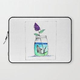 A Curious Jar Laptop Sleeve