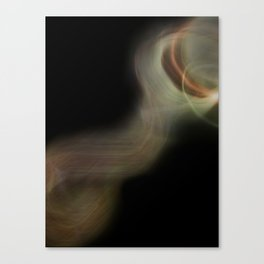 Smoke Monster Canvas Print