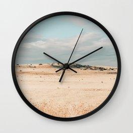 Summer 4 Wall Clock