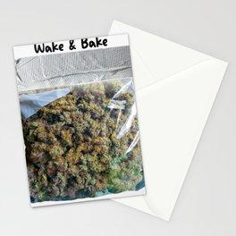 Wake'n bake Stationery Cards