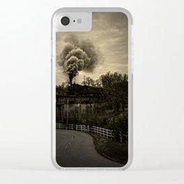 Steam Clear iPhone Case