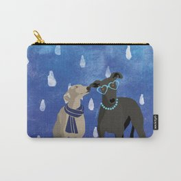 Sighthounds Watercolour Carry-All Pouch