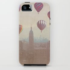 Balloons over Midtown iPhone (5, 5s) Tough Case