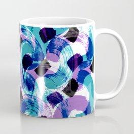 blue stains Coffee Mug