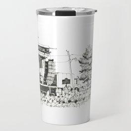 Johnny Cash Heritage Festival 2019 Travel Mug