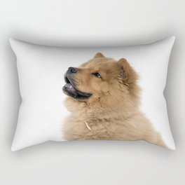 Chow Chow other profile Rectangular Pillow