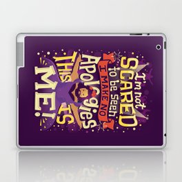 This Is Me Laptop & iPad Skin
