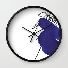 How to be a girl #7 Wall Clock