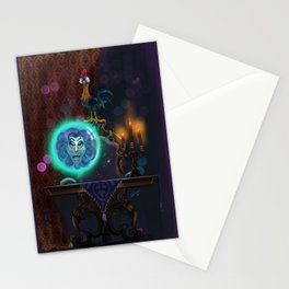 HieHie and Leota by Topher Adam 2017 Stationery Cards