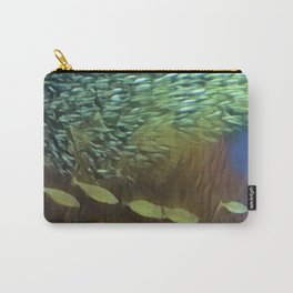 In the Fish Bowl II Carry-All Pouch