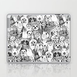 love and hugs Laptop & iPad Skin