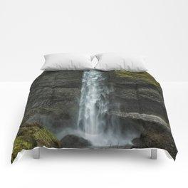 Latourell Falls Comforters
