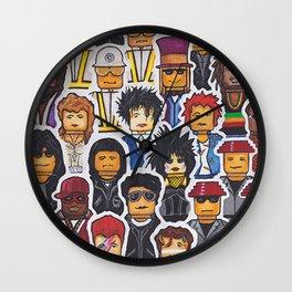 Mix Tape Vol. #1 Wall Clock