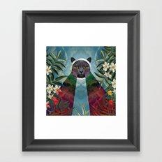 Chartreux Framed Art Print