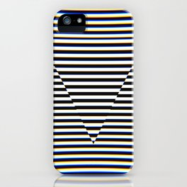 Trippy Triangle iPhone Case