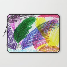Feathers Laptop Sleeve