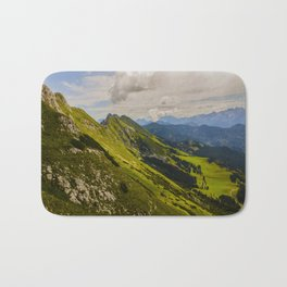 Musical Mountains Bath Mat
