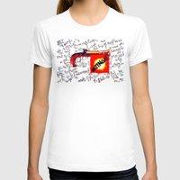 bazinga T-shirts featuring BAZINGA!   -   012 by Lazy Bones Studios