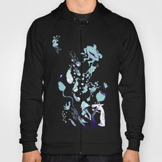 Aquatic Creatures Hoody