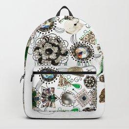Mandala Headdress Backpack
