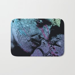 Gone with the Skin Bath Mat