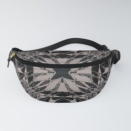 Abstract Mirror_17 Fanny Pack