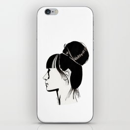 Françoise iPhone Skin