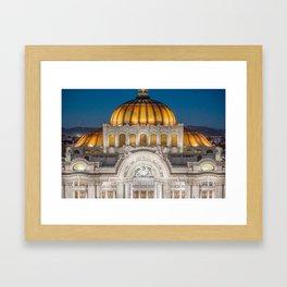 Bellas Artes 1 Framed Art Print