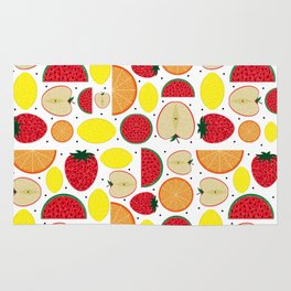 Fruit Mix Rug