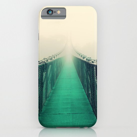 suspension bridge iPhone & iPod Case
