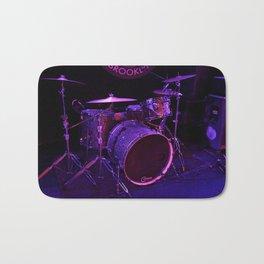 Shiny Drum-set Bath Mat