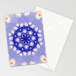 Fractal Series: 4j Stationery Cards