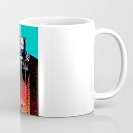 4th Avenue Hotel Coffee Mug