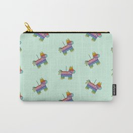 Pinata Party | Mint Carry-All Pouch