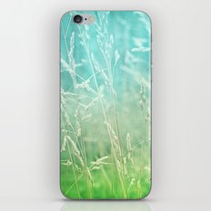 WHISPERING iPhone & iPod Skin