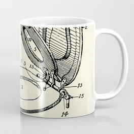Toilet seat and Cover-1936 Coffee Mug
