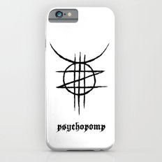 PSYCHOPOMP - White Slim Case iPhone 6s