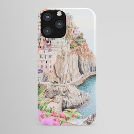 Beautiful Positano, Italy Photography in HD iPhone Case