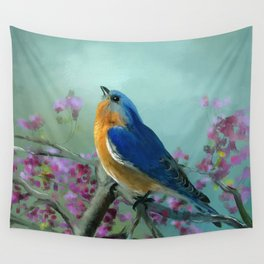 The Weather Watcher Wall Tapestry