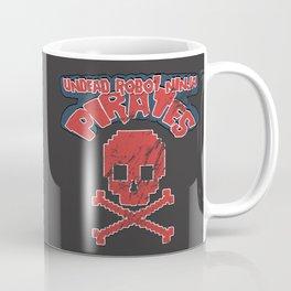 Undead Robot Ninja Pirates Coffee Mug