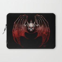 Thee Vampire Guild Bat Icon Laptop Sleeve