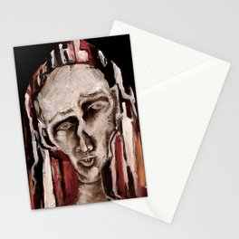 Nosferatu and the Technicolor Ethics Codes Stationery Cards