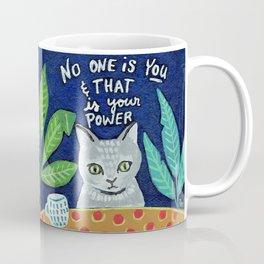 Kitty Advise Coffee Mug