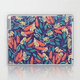 Indigo & Burnt Sienna Laptop & iPad Skin